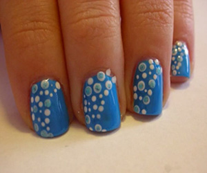Bubble nail art tutorial best nails art ideas prinsesfo Image collections