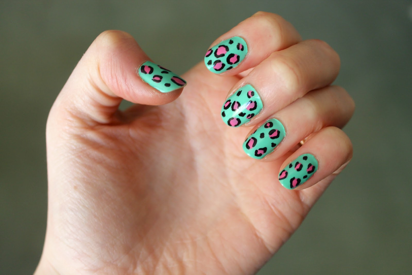 Cheetah Print with a Colourful Twist