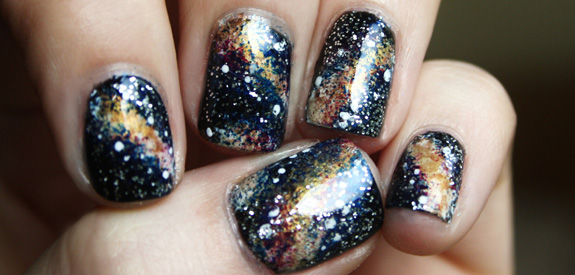 Dazzle Everyone with a Different Galaxy Pattern