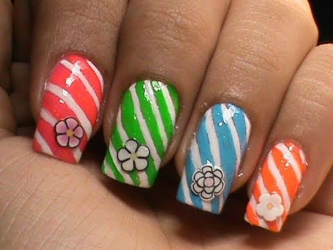 Sweet Candy Cane Patterns