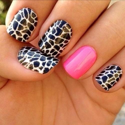 Trendy Cheetah Print with a Shade of Pink